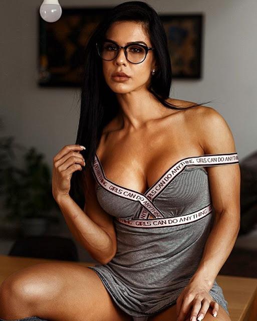 Eva Andressa Hot & Sexy Pics