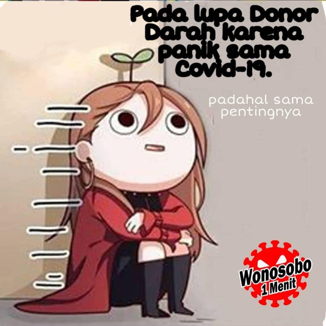 Jangan Lupa Donor Darah