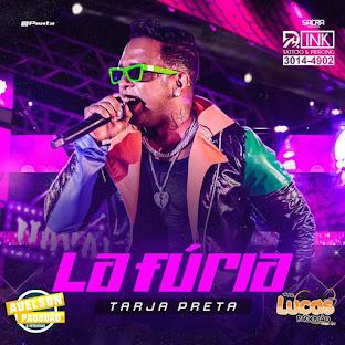 LA FÚRIA - CD TARJA PRETA 2021