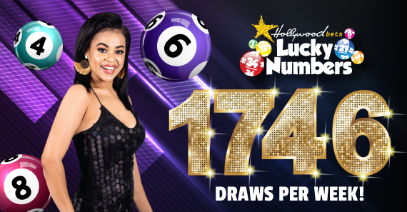 Lucky Numbers Draw Times & Results