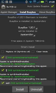 Install BusyBox