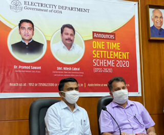 One-time Settlement Scheme launched in Goa
