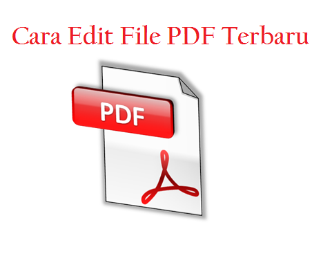 Cara Edit File PDF dengan Adobe Acrobat