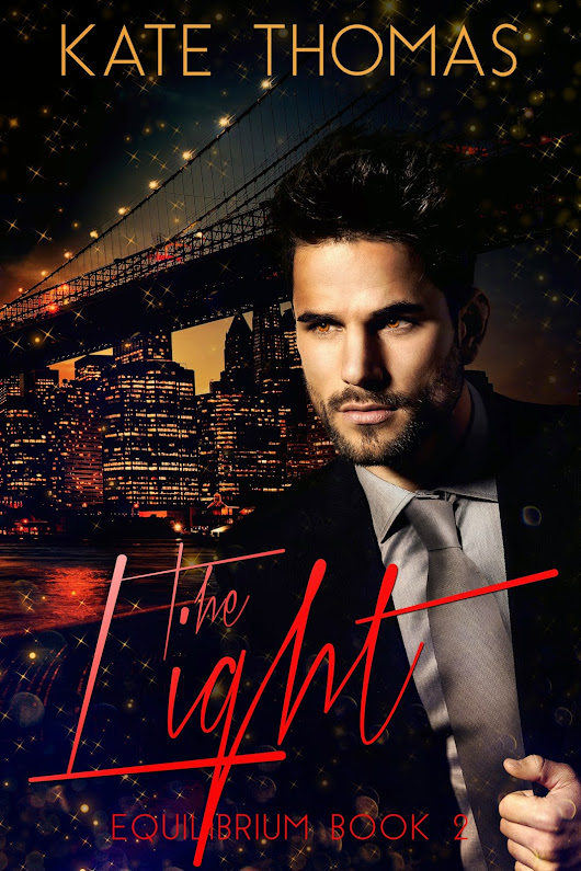 Cover Reveal for The Light by Kate Thomas