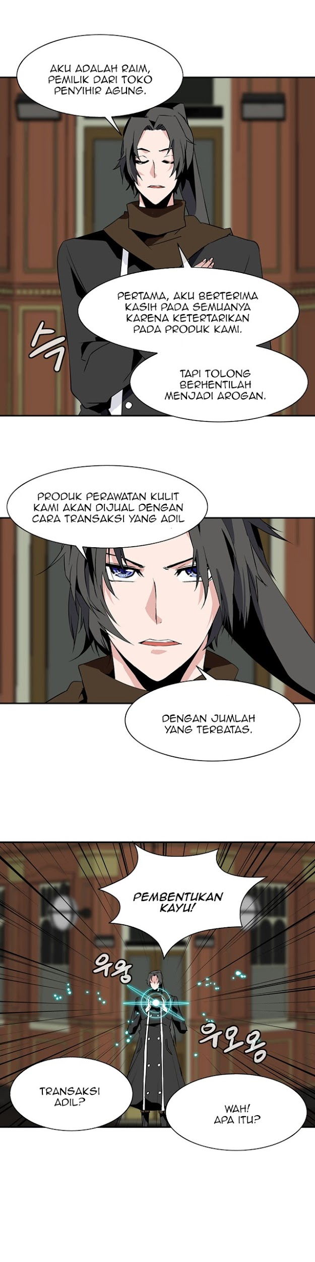 Dilarang COPAS - situs resmi www.mangacanblog.com - Komik wizardly tower 030 - chapter 30 31 Indonesia wizardly tower 030 - chapter 30 Terbaru 16|Baca Manga Komik Indonesia|Mangacan