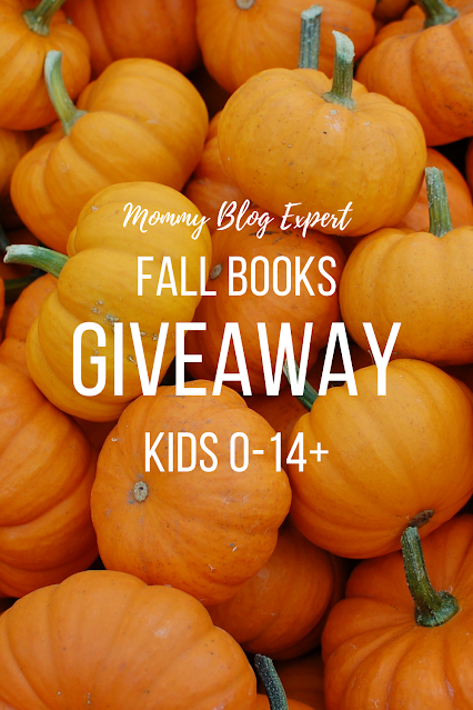 Fall Kids Books Giveaway