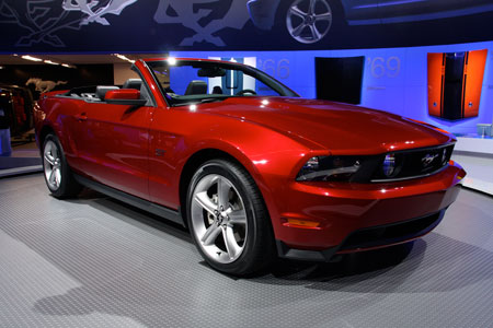 Bluendi Best Cool Ford Mustang 2010 Gallery