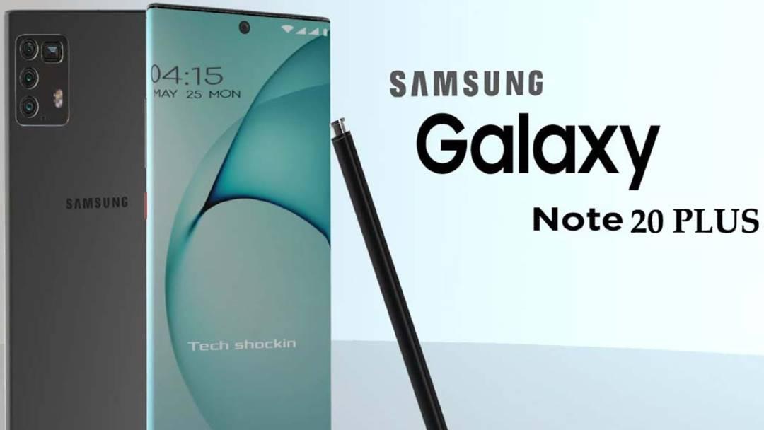 Samsung Galaxy Note 20 Plus Miliki Layar Superbesar