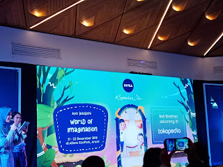 Nivea Hadirkan The World Of Imagination