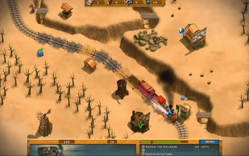 تحميل لعبة القطار للكمبيوتر