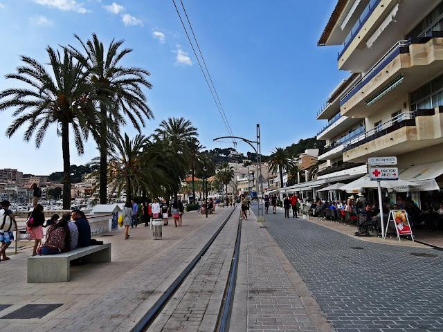 zabytkowy tramwaj Port de Soller, Majorka