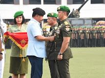 Jenderal TNI Andika Perkasa Resmi Jabat KASAD