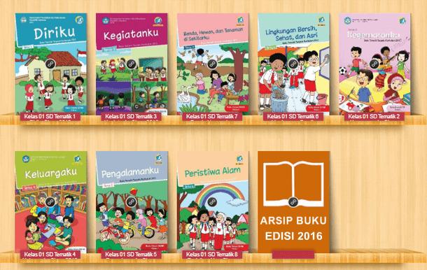 Buku Siswa SD Kelas I (1) Kurikulum 2013
