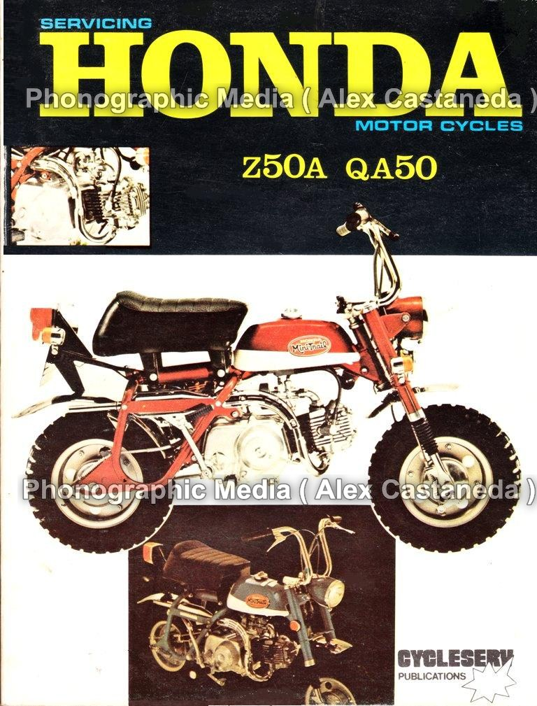 honda servicing shop manual for z50a and qa50 mini trail rh z50a restoration project blogspot com honda z50r manual honda z50 manual free download