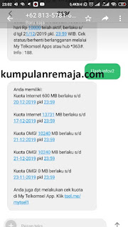 Tembak Paket Data Telkomsel Murah