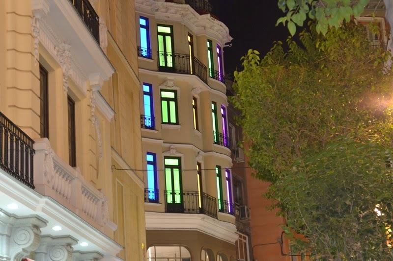 Madrid, espagne, Calle Mayor