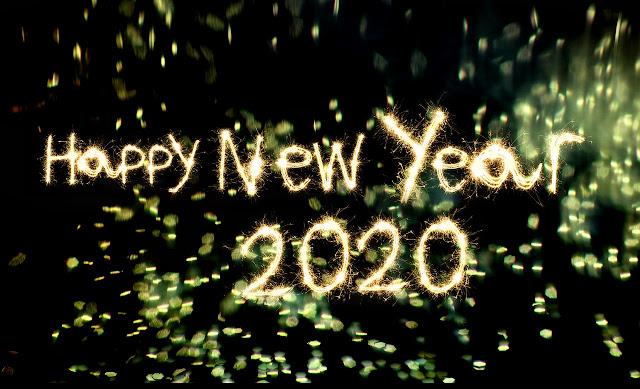 happy new year 2020 image