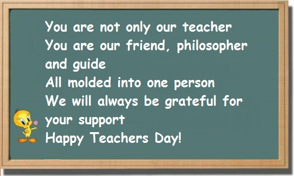 Teacher's Day Quotes Images 6
