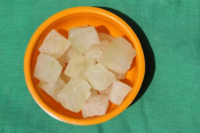 Agra ka Petha Recipe in Hindi