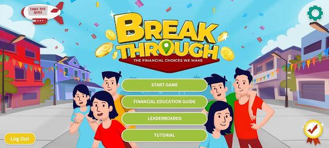 BPI Breakthrough mobile game app gizmo manila