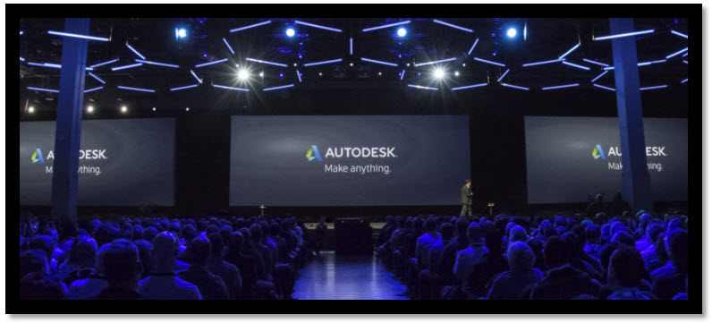 Autodesk University 2018 T Minus 10 Weeks Or So And Counting
