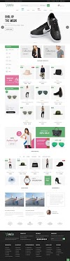 Clothing and fashion ECommerce Website Design By AJ Agency