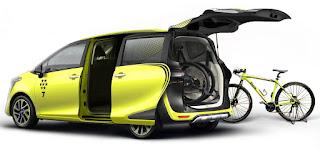 Mengintip perbedaan Toyota Sienta Indonesia dengan yang versi Jepang.