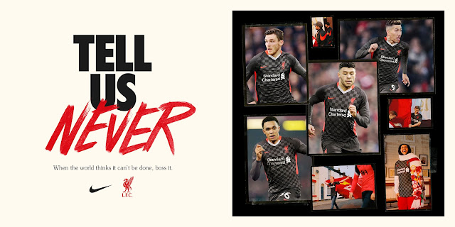 New LFC Third Kit