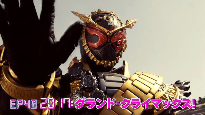 Spoiler Kamen Rider Zi-O Episode 40, Sougo Bertemu Oma Zi-O