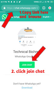 WhatsApp group join , promotion, technical bishnuji