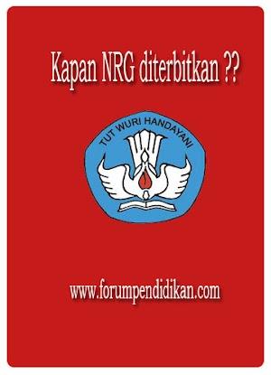 Mendapatkan Nomor Registrasi Guru atau NRG