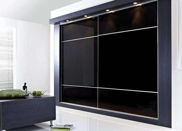 design ideas for bedroom closet doors