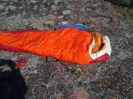 Kantong tidur / sleeping bag perlengkapan berkemah