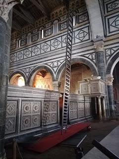 Basilica S. Miniato al Monte di Firenze (di Filippo Bianchi)