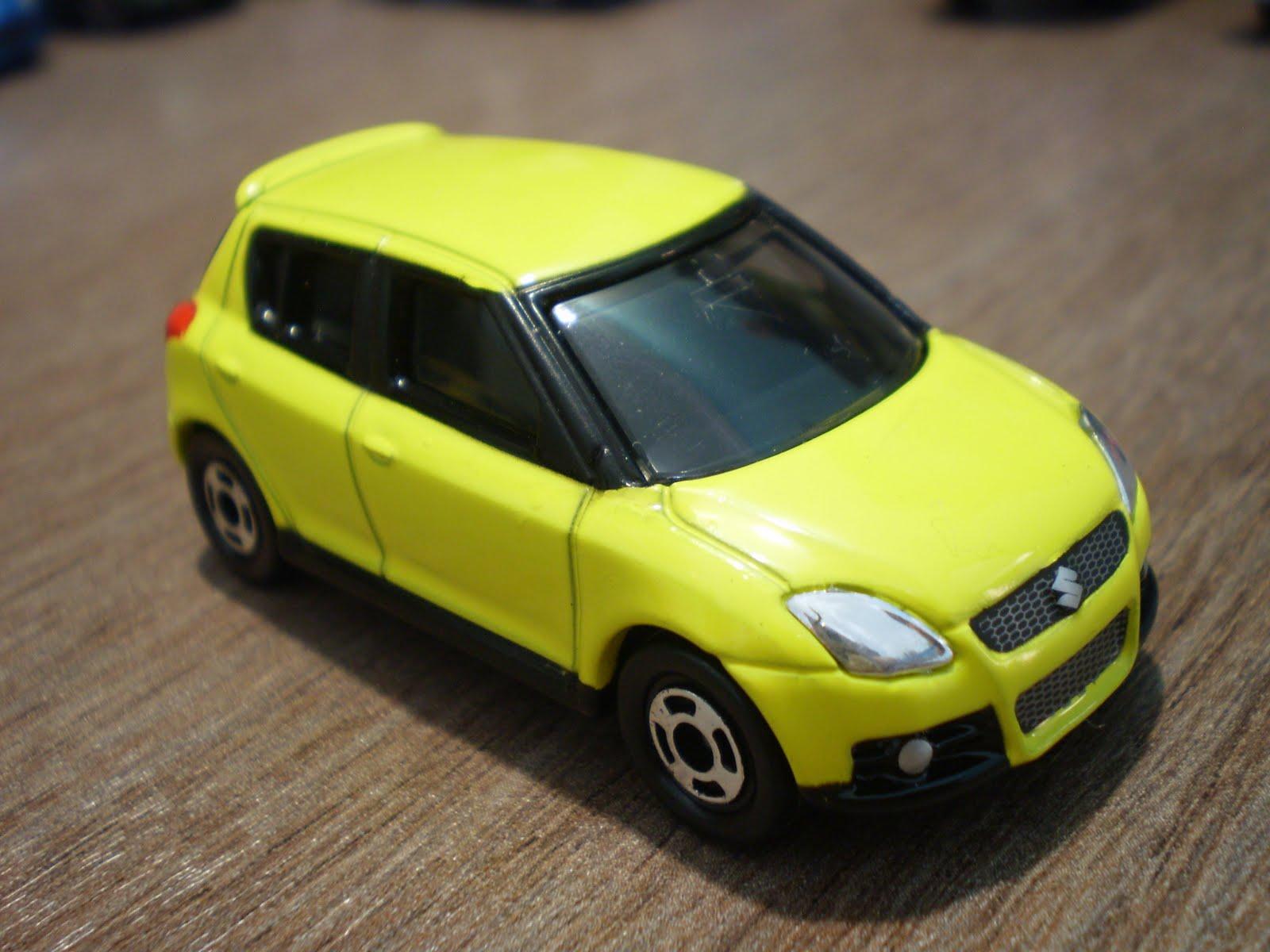 1 64 Die Cast Toy Cars Tomica Suzuki Swift 1st Gen
