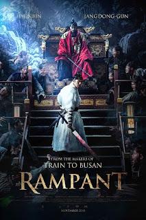Film Rampant 2018 [CGV Cinemas]