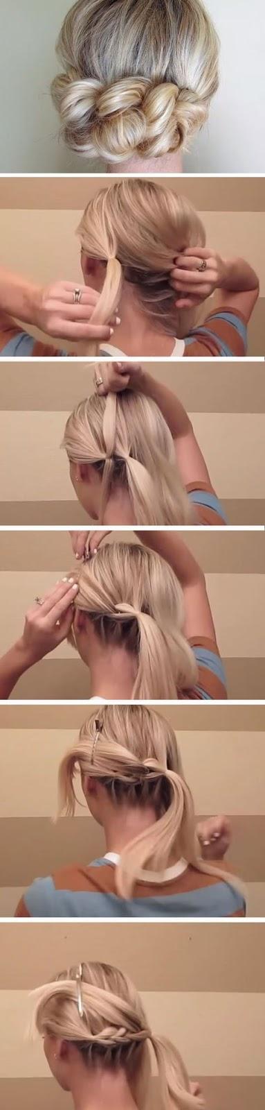 19 Easy DIY Wedding Hairstyles