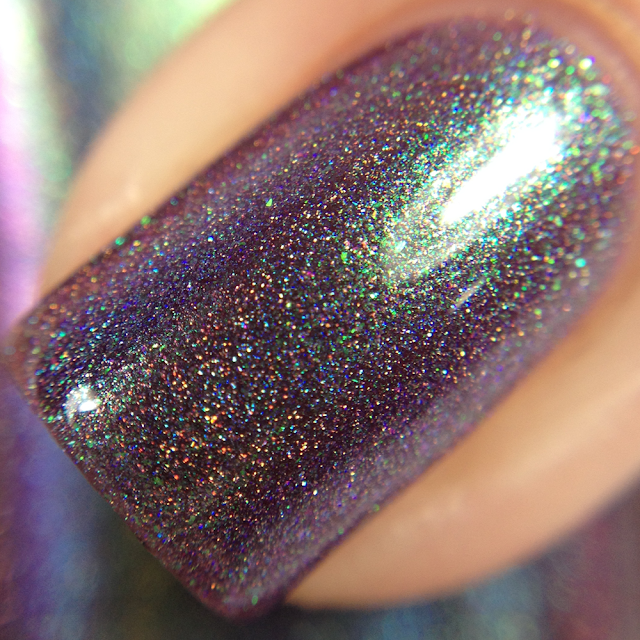Lollipop Posse Lacquer-3 AM: Soul's Midnight