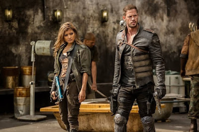 Rola and William Levy in Resident Evil: The Final Chapter (13)