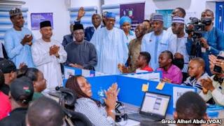 Labaran chikin kasa Nigeria ::::  Ra'ayoyin Jama'a Akan Shirin Shugaba Buhari Na Kai Najeriya Mataki Na Gaba