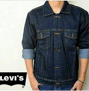Jual Jaket Jeans Levis Murah 3