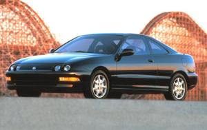 Acura Integra 19982001 Guidelines for operation, maintenance and repair | Car Repair Manual