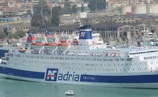 La m/n AF Claudia entra nella flotta Grimaldi Lines