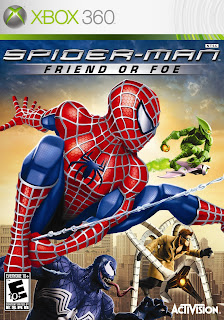 Spider-Man: Friend or Foe (Xbox 360) 2007