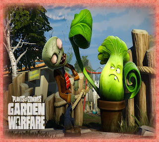 Plants Vs Zombies Garden Warfare Game Free