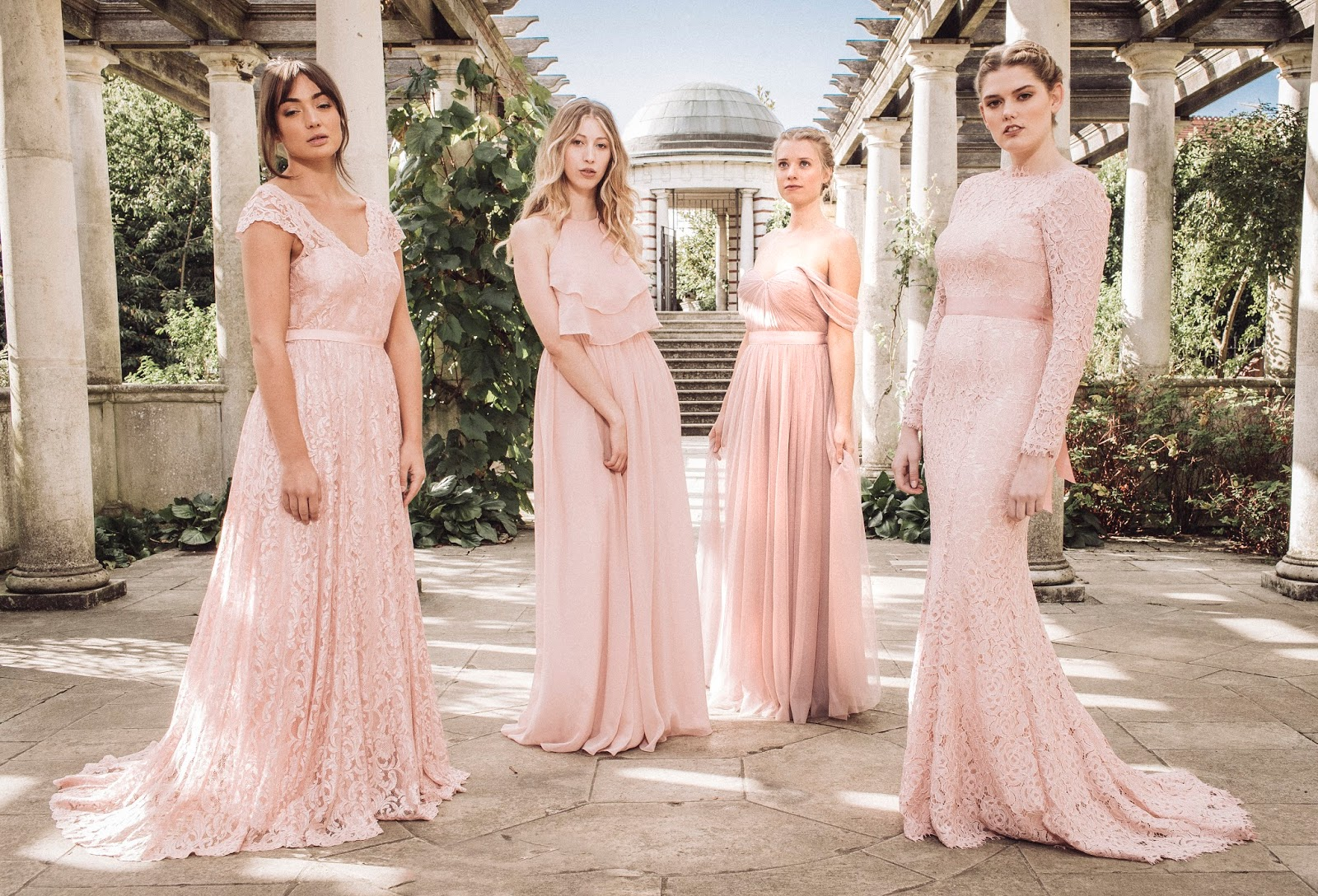 The Path To Finding Your Dream Bridesmaid Dresses Can Be One Fraught With Obstacles So When Th Founders Louie Kitty And Ping All Failed Find