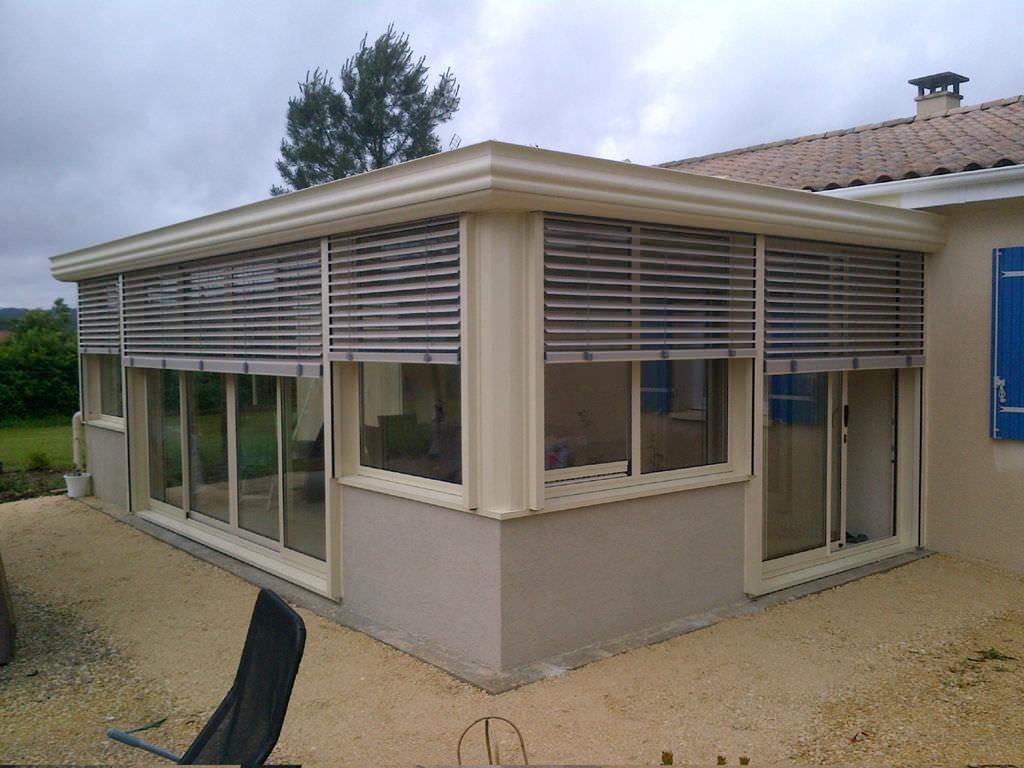 Chen Gai France :): veranda akena
