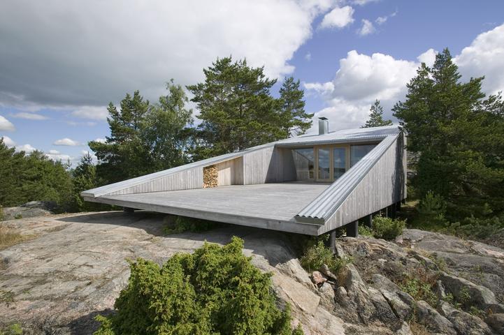 Casas Modulares Y Prefabricadas De Diseño Minicasa