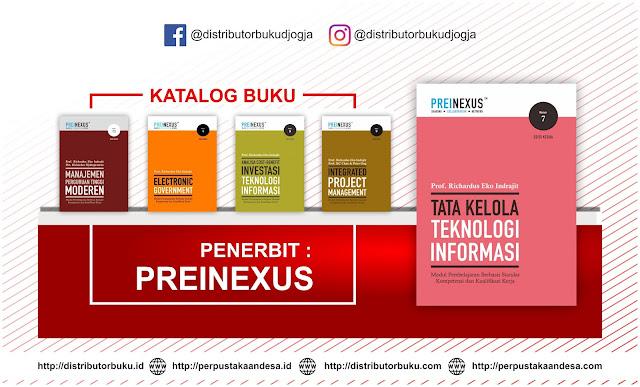 Buku Terbaru Terbitan Penerbit Preinexus