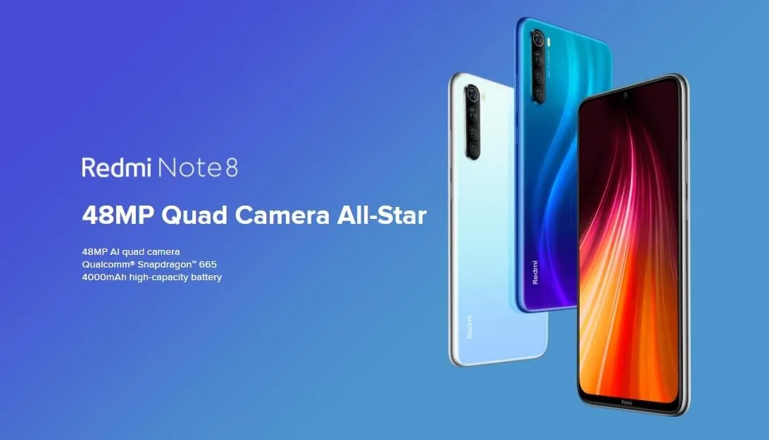 DEAL ALERT: Xiaomi Redmi Note 8 w/ 48MP Quad Camera & Snapdragon 665 on SALE this 12.12 for Only Php5,990